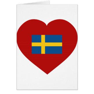 Sweden / Sverige Card