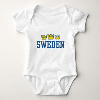 Sweden Tee Shirts