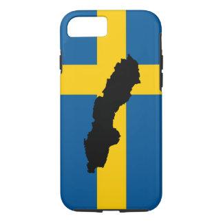 Sweden Tough iPhone 7 Case