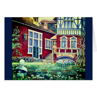 Sweden, Traditional Landscape Card