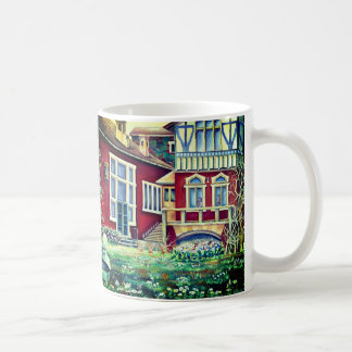 Sweden, Traditional Landscape Coffee Mug