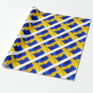 SWEDEN WRAPPING PAPER