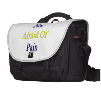 Swedes Are Not Afraid Of Pain Laptop Commuter Bag
