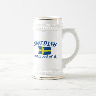 Swedish and Proud Mugs