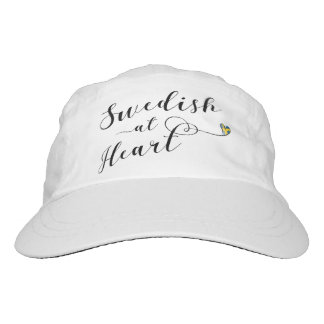 Swedish At Heart Cap Hat