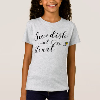 Swedish At Heart Tee Shirt