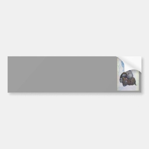 Swedish Christmas Goat - Jullbocken Bumper Stickers