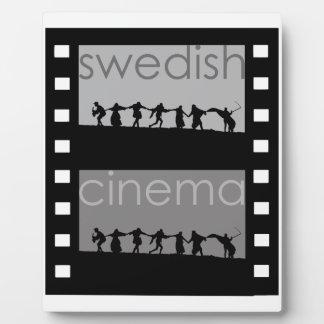 Swedish Cinema Plaque
