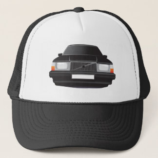Swedish Classic Car from 80's - 90's Trucker Hat
