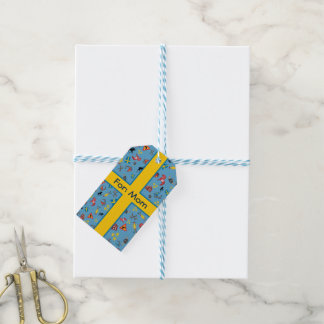 Swedish culture items with flag