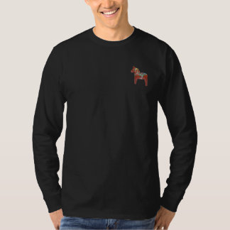 Swedish Dala Horse Scandinavian T-Shirt
