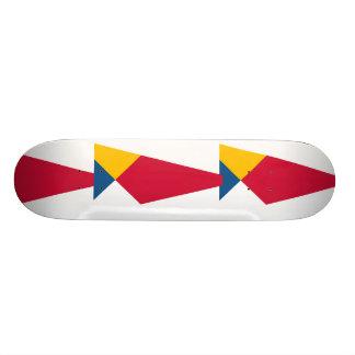 Swedish-Danish Icebreaker Service, Denmark Skateboard Deck
