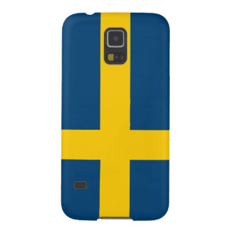 Swedish Flag Cases For Galaxy S5