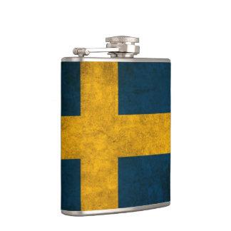 swedish flag flasks