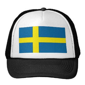 Swedish Flag Hats