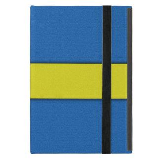 Swedish Flag iPad Mini Cases