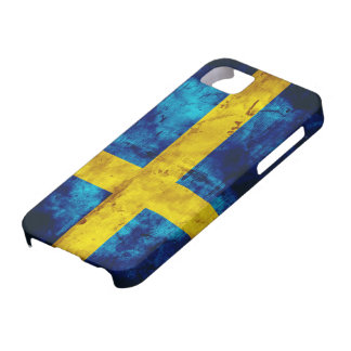 Swedish Flag iPhone 5 Cover