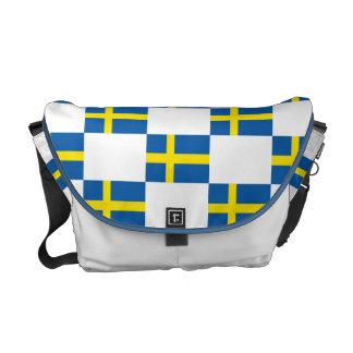 Swedish Flag Commuter Bag