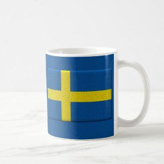 Swedish Flag Mugs