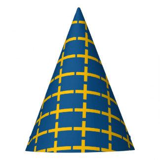 Swedish Flag Party Hat