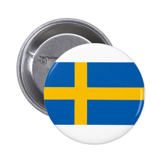 Swedish Flag Pins
