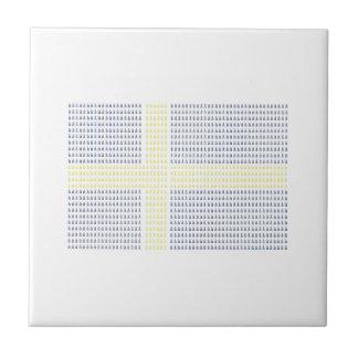 Swedish Flag w å - Tile S
