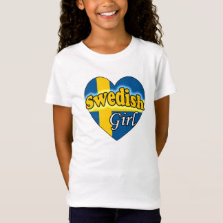 Swedish Girl T-Shirt
