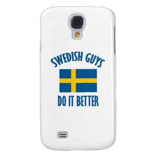 Swedish Guys DESIGNS Galaxy S4 Cases