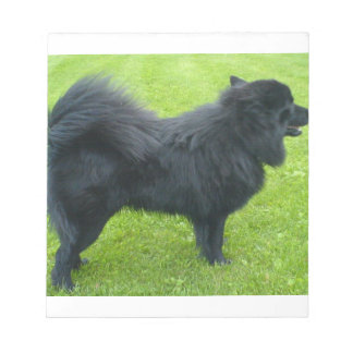 swedish lapphund full notepad