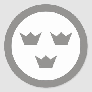 Swedish Low VIs Sticker