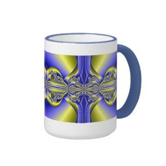 Swedish Modern Fractal Mug