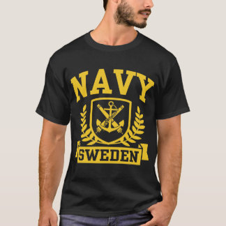Swedish Navy T-Shirt