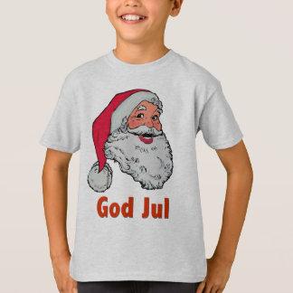 Swedish/Norwegian Santa Lt T-Shirt