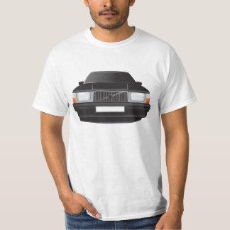"""Swedish """"pappa betalar"""" car tshirt"""