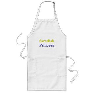 Swedish Princess Long Apron