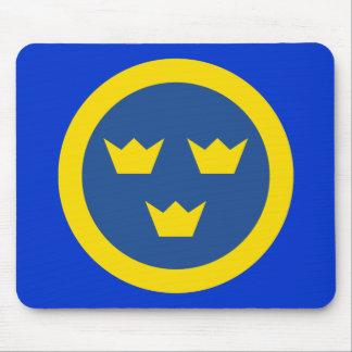 Swedish Roundel Mousepad