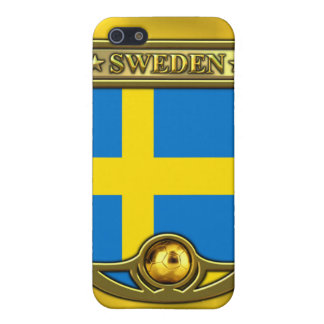 Swedish Soccer iPhone 5 Cover