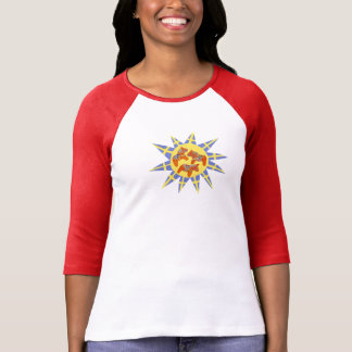 Swedish Sunburst T-Shirt