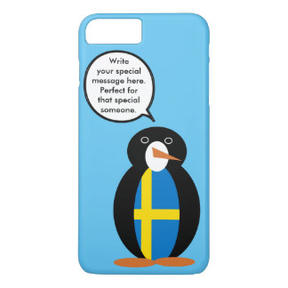 Swedish Talking Mr. Penguin iPhone 8 Plus/7 Plus Case