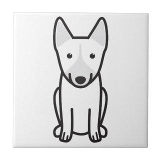 Swedish Vallhund Dog Cartoon Ceramic Tiles