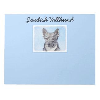 Swedish Vallhund Notepad