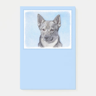 Swedish Vallhund Post-it Notes