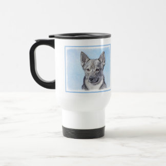 Swedish Vallhund Travel Mug