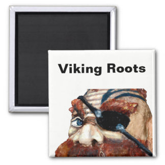 Swedish Viking Roots Magnet