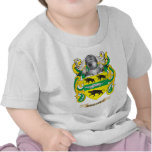 Sweeney Coat of Arms (Family Crest) Tees