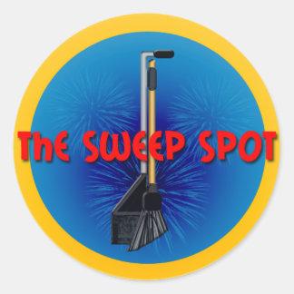 Sweep Spot Mini Stickers