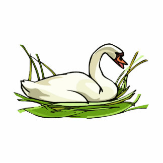 Sweepa Swan Acrylic Cut Out