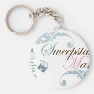 Sweepstakes Mama Gear Key Chain