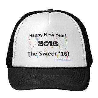 Sweet16 2016 cap