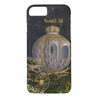 Sweet 16 Fairy Tale  Fantasy iPhone 7 Case